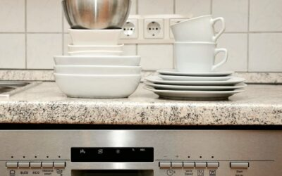 4 Primary Reasons Your Dishwasher is Clogged or Backed Up